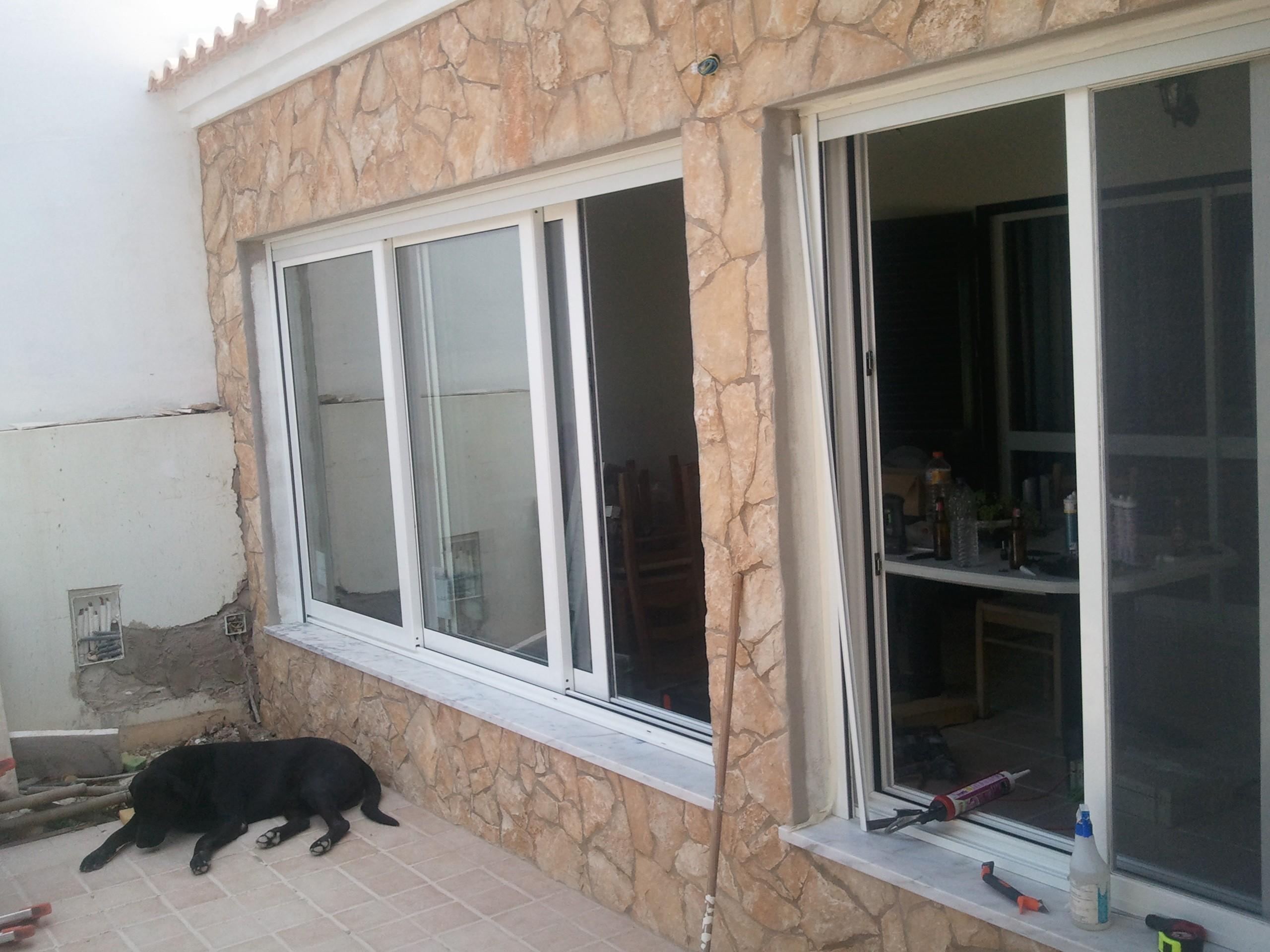 #80634C janela de aluminio com vidro 11 to download janela de aluminio com  186 Janelas De Vidro Na Sala